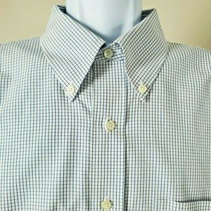 Brooks Brothers 346 (17.5) Regular Fit Dress Shirt